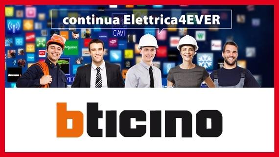 BTICINO ELETTRICA 4EVER 2