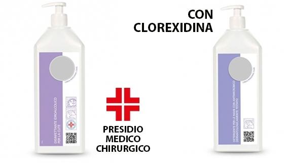 ► Disinfettanti e detergenti mani