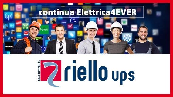 RIELLO ELETTRICA 4EVER
