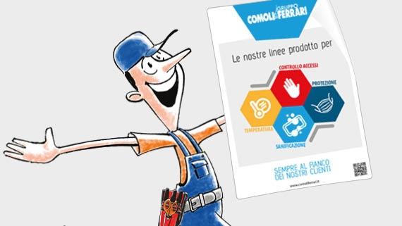 ► Brochure Protezione & Sicurezza