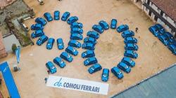 ► Consegna delle 90 Fiat 500 ai nostri clienti