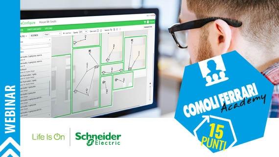 ► eConfigure KNX: Il nuovo modo di creare l'impianto domotico a standard KNX