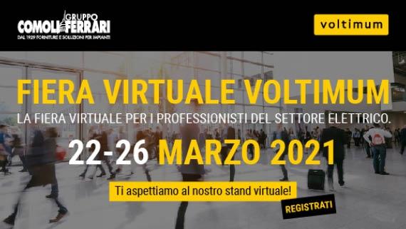 ► Fiera virtuale per i professionisti del settore elettrico