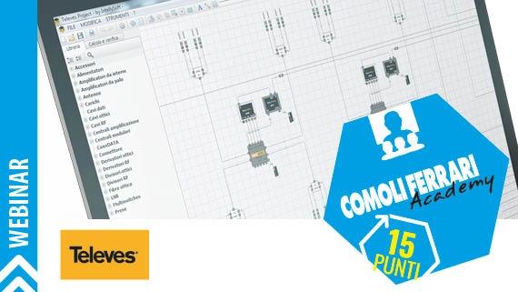 ► Televes Project - Come progettare e disegnare in modo professionale un impianto tv