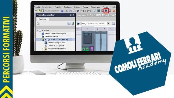 ► AUTOMAZIONE - TIA Portal, Principi di funzionamento e oggetti software