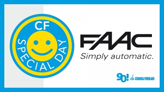 FAAC SPECIAL DAY