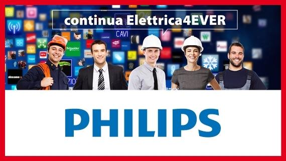 PHILIPS ELETTRICA 4EVER
