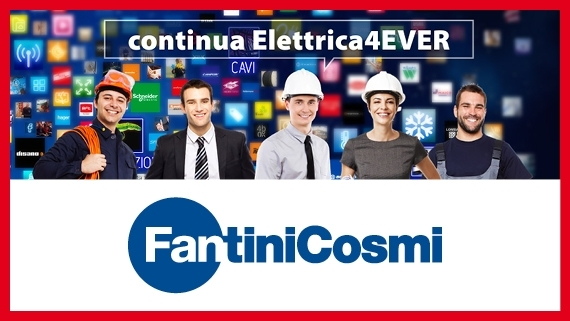 FANTINI COSMI ELETTRICA 4EVER