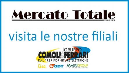 MERCATO TOTALE VISITA LE FILIALI CF