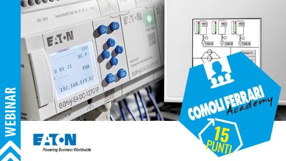 ► EasyE4 - Punti chiave per il rinnovamento dei Quadri Elettrici Industriali