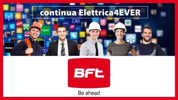 BFT ELETTRICA 4EVER