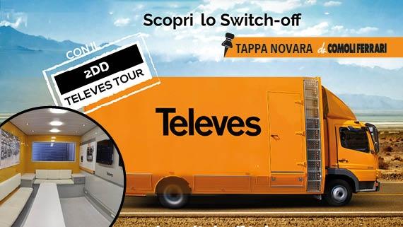 ► TELEVES TOUR 2021