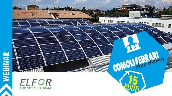 ► Sistemi fotovoltaici con accumulo in simbiosi con le opportunità fiscali