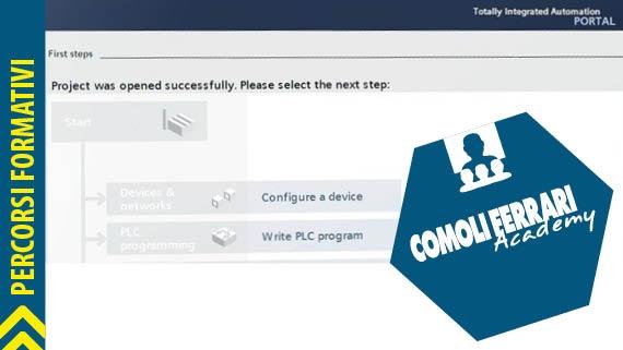 ► AUTOMAZIONE - TIA Portal, Hardware PLC S7 1200 e 1500
