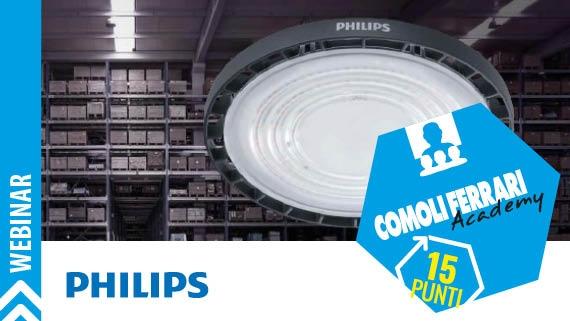 ► PHILIPS - La luce professionale per gli ambienti industriali