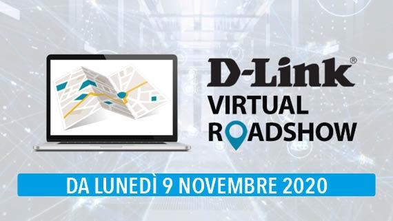 ► D-Link Virtual RoadShow