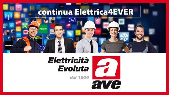 AVE ELETTRICA 4EVER