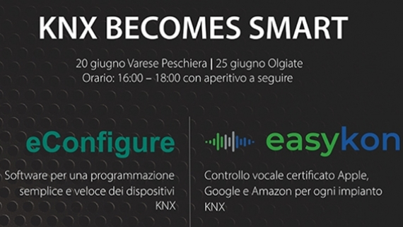 KNX BECOMES SMART