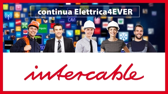 INTERCABLE ELETTRICA 4EVER
