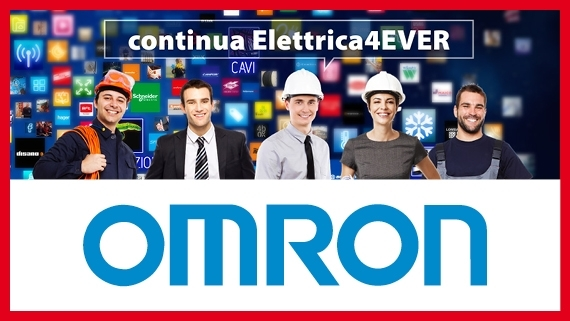 OMRON ELETTRICA 4EVER