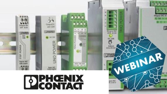 ► Power supplies e ups - PHOENIX CONTACT
