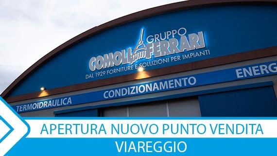 ► Nuova apertura - Viareggio