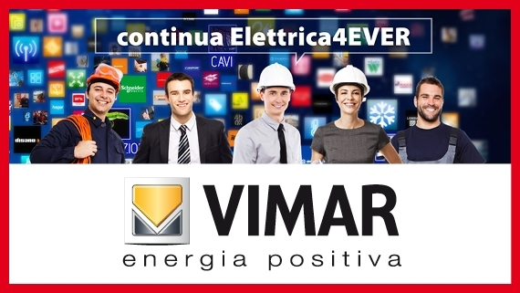 VIMAR ELETTRICA 4EVER